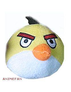 Брелок Angry birds Жёлтая Птица_02