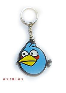 Брелок Angry birds Синяя Птица_01