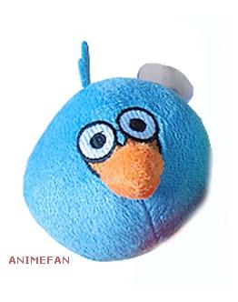 Брелок Angry birds Синяя Птица_02