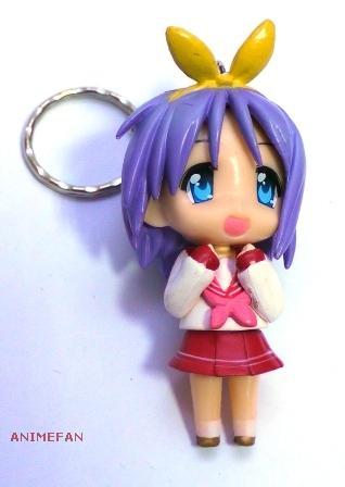 Брелок Lucky Star - Tsukasa Hiiragi