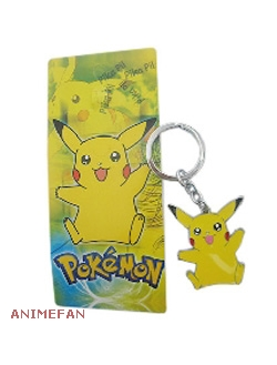 Брелок Pokemon Pikachu_01