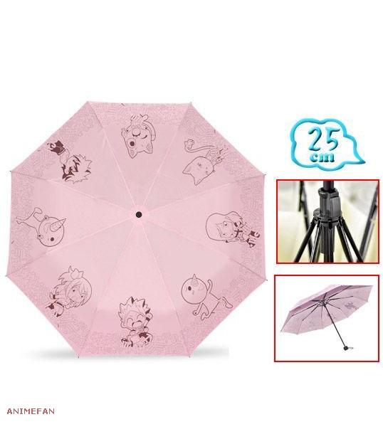 Зонт Хвост Феи_01