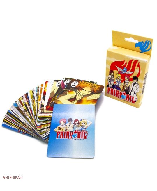 Игральные карты Fairy Tail_01