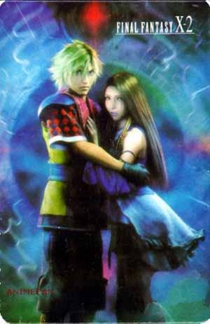 Игральные карты Final Fantasy