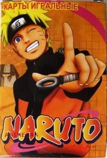 Игральные карты Naruto