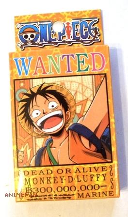 Игральные карты One Piece