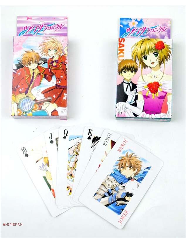 Игральные карты Tsubasa Chronicle_01