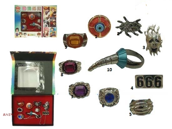 Кольца Katekyo Hitman Reborn!_03