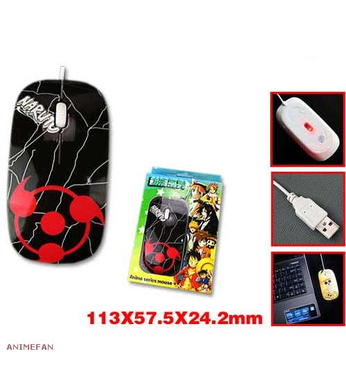 Компьютерная мышка Naruto Akatsuki_02