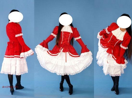 Костюм Red Lolita