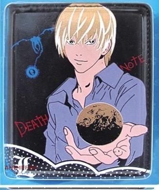 Кошелек Death Note Kira_03