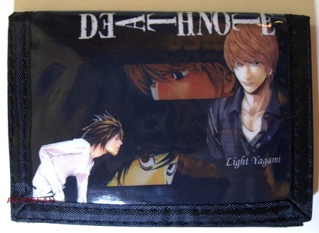 Кошелек Death Note_12