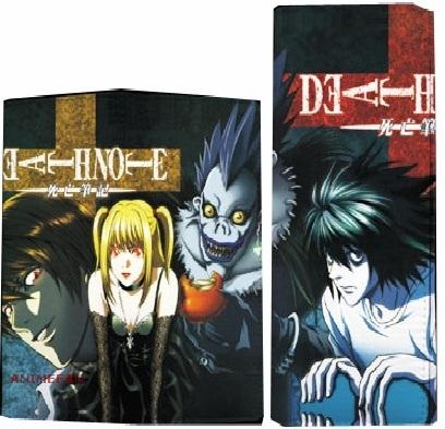 Кошелек Death Note_25