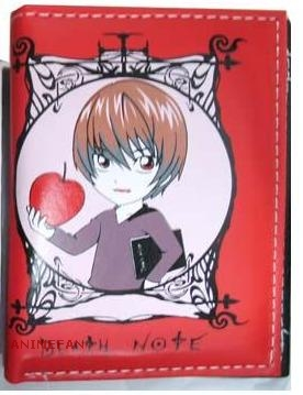 Кошелек Death Note_Kira_02