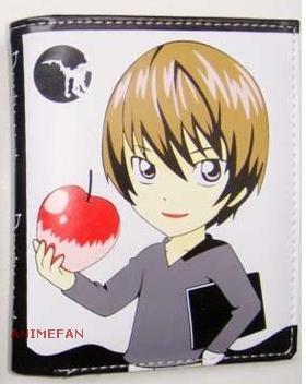 Кошелек Death Note_Kira_03