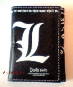 Кошелек Death Note_L