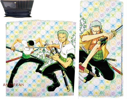 Кошелек One Piece_07 - Zoro