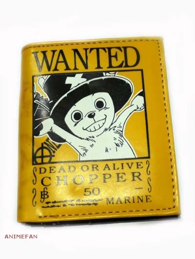 Кошелек One Piece_08_Chopper