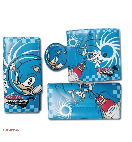 Кошелек Sonic the Hedgehog_01