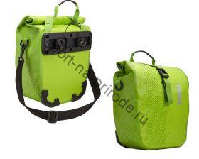 """Набор велосипедных сумок Thule Pack""""n Pedal Shield Pannier, размер S, салатовый (2 шт.)"""