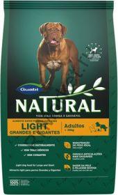 Natural light dog food for large & giant breeds 15кг