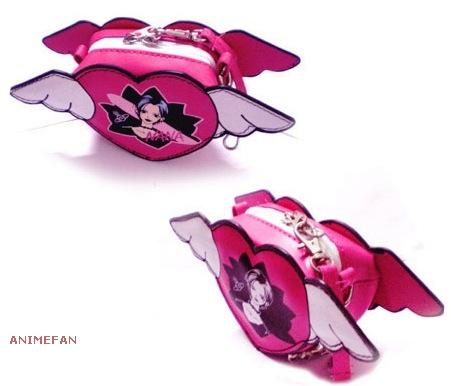 Кошелечек для мелочи Nana_Pink