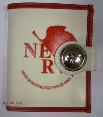 Кошелёк Neon Genesis Evangelion - NERV_03