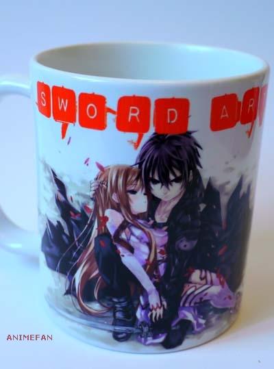 Кружка Sword Art Online_01