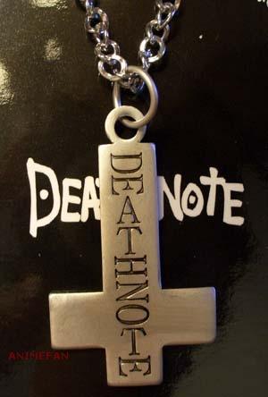 Кулон Death Note_01