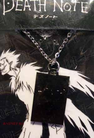 Кулон Death Note_13