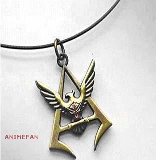 Кулон Mobile Suit Gundam SEED_01