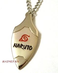 Кулон Naruto Leaf