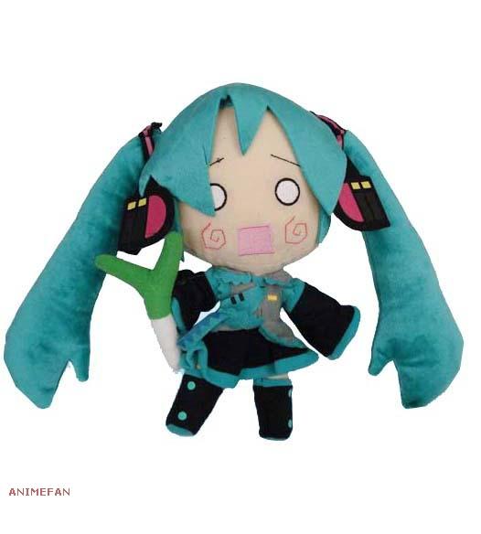 Мягкая игрушка Hatsune Miku_03