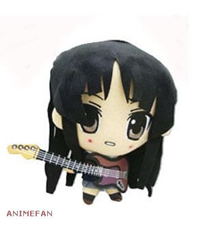 Мягкая игрушка K-on! - Мио Акияма