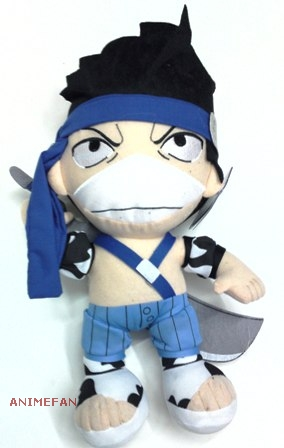 Мягкая игрушка Momochi Zabuza