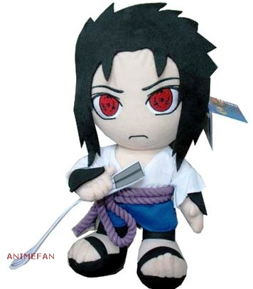 Мягкая игрушка Sasuke_03