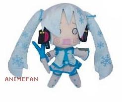 Мягкая игрушка Snow Hatsune Miku