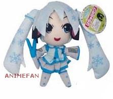 Мягкая игрушка Snow Hatsune Miku_02