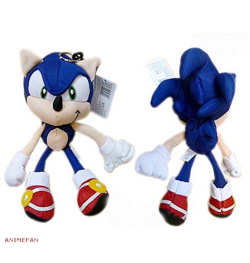 Мягкая игрушка Sonic the Hedgehog_01
