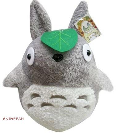 Мягкая игрушка Totoro Grey_medium_01