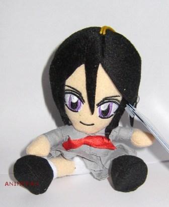 Мягкая игрушка Блич_Rukia Kuchiki