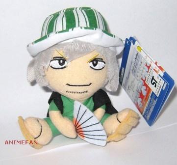 Мягкая игрушка Блич_Урахара Кискэ