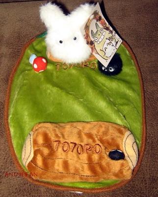 Мягкий коврик для мышки Тоторо