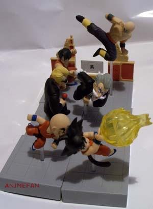 Набор Dragon Ball Z
