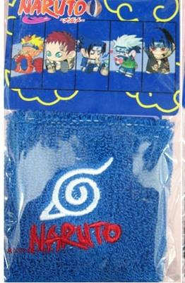 Напульсник Naruto Blue