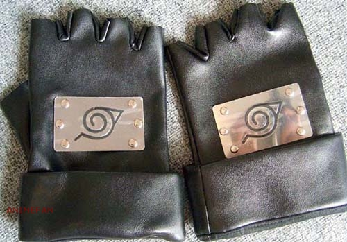 Перчатки Naruto Leaf Gloves