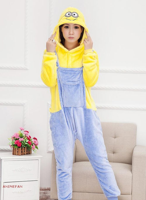 Пижама Кигуруми Миньон_01
