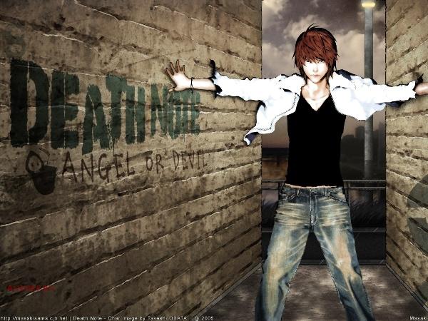 Плакат Death Note_03