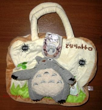 Плюшевая сумочка Тоторо_01