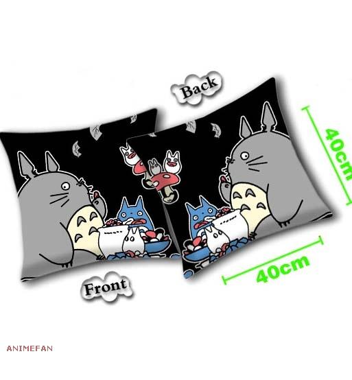 Подушка Мой Сосед Тоторо_07